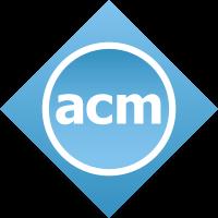 ACM logo.